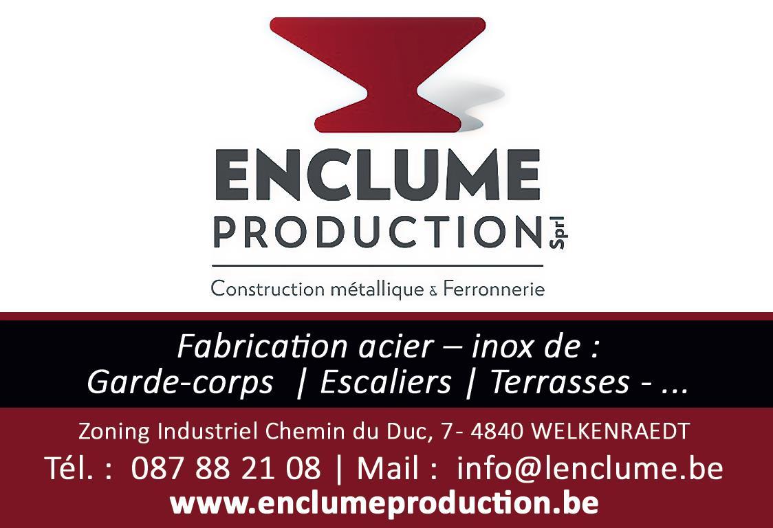 enclume production sprl